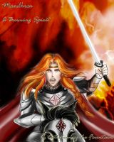 Maedhros: A Burning Spirit by EcthelionF
