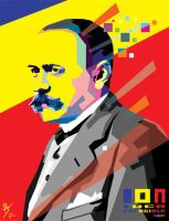 Ion Luca Caragiale - on WPAP by Yusuf-Graphicoholic