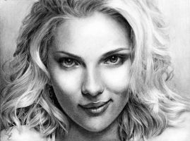 Scarlett Johansson by Define-X