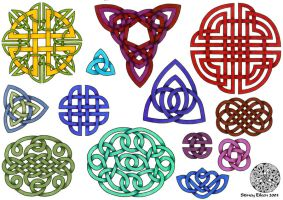 Flash - Celtic Knots 1 by sidneyeileen