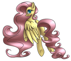 Collab: Fluttershy by Chiramii-chan