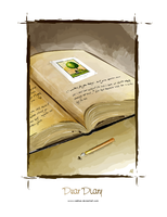 Dear Diary by NaBHaN