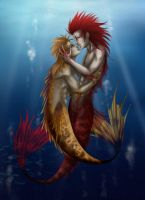 Under the Sea 2 by KirraDes