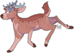 Oh Deer by Ao-No-Lupus