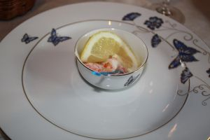 shrimp and lemon by Hildemarie