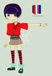 HiddenPhantomEXE Vocaloid Palette Adopt by 77SAR77