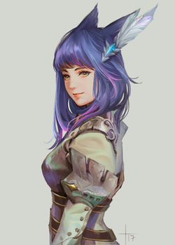 Seire by Pearlpencil