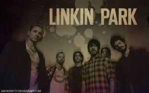 Linkin Park Wallpaper by MaYKoN777