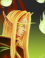 Kael'thas by RavenNoodle