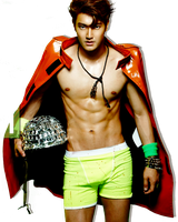 SiWon (Mr Simple) (PNG) 2 by capsvini