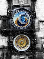 Astronomical Clock by hmdll