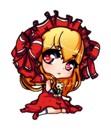 Mini Chibi for Heartsu by ShioriHiroshi