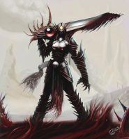 Blood Carpet by edsfox