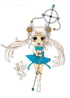Sailor Irumei Colored by Maiko-Girl