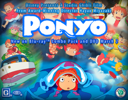 Ponyo Llenroc Submission by LukeLlenroc