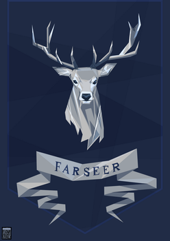 The Farseer Buck by FionaCreates