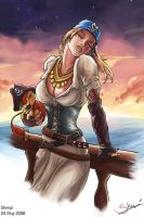 CE::Teotocchi is a Pirate by xSheepi