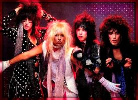 Motley Crue 2 by MusicFantic
