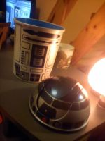 R2D2 Office Litter Container by Lonaaya