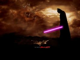 Batman Jedi by Bulvie