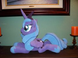 Custom Luna Plush 2 by Soyo-Kaze-Studio