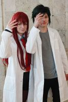 Steins:Gate cosplay by AyanoMinegishi