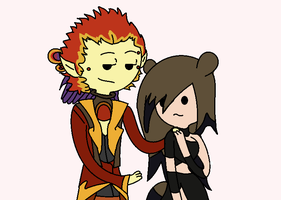 - Nix and Rachel: times relationship - by 10SHADOW-GIRL10