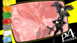 Crazy Eights: Persona 4 - Rise Ultimax version by MrJechgo