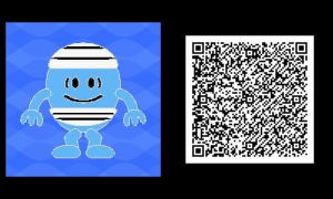 Freakyforms: Mr. Bump QR Code by nintendolover2010