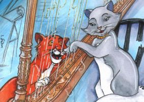 Aristocats by GuiltyOne