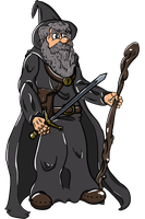 Wizardest character by Zorrothe2nd