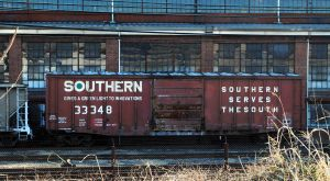 Southern Box Car by xshadow259