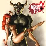 Monster Fest by Loopydave