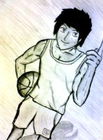 Basketball Boy by Mr-Astroboy