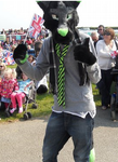 Louis Fursuitin by XspottedclawX