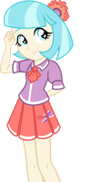EqG - Coco Pommel by LimeDazzle