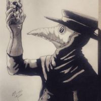 Plague Doctor by MissaelTovART