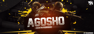 Cover for Agosho - By RealwhOunz by RealwhOunz