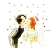 Todd's wedding by amoykid