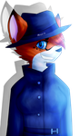 Rani Clawmes the detective by Angieza :3 by WeraHatake