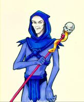 Skelemort?  Voldetor? by laerry