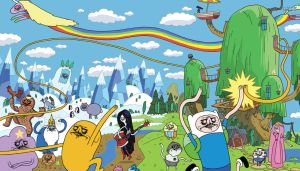 Me Gusta Adventure Time Wallpaper by lolcakes143