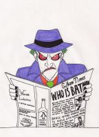 Joker Begins Part 3 by 13foxywolf666
