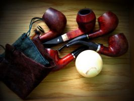 Sherlock Holmes accessories by Just-n-Do