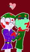 Bloody Love- For Gaby by GorillazFanatic23