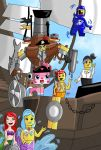 Me Hearty Crew by KarToon12
