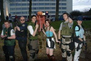 Kitacon 2010 Resident Evil by Leonie-Heartilly
