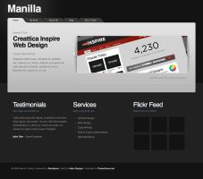 Manilla Wordpress Theme by bestofthemeforest