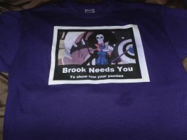 Brook T-shirt by VashsGirl01