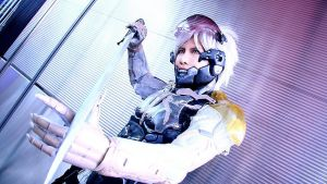 Snake, It's my turn to protect you by ProVoltageCosplay